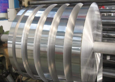 China Heat-Exchange Materials Hot Rolling Mill Finished  Aluminum Fin Strip for Intercooler supplier