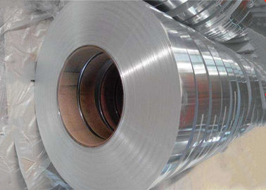 China Width 12 - 1100mm Hot Rolling Aluminium Strips For Oil Cooler , Aluminium Sheet Roll supplier