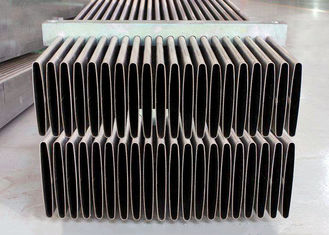 China Mill Finished High Frequency Welded Aluminum Tube 3000 Series For Intercooler supplier