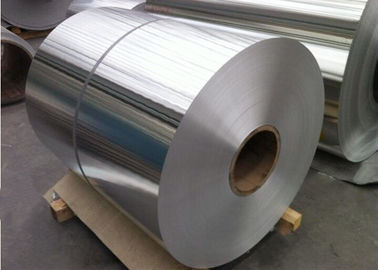 China Thickness 0.008 - 0.2mm  8011 Aluminum Coil For Waterproof Layer Or Shield Layer supplier