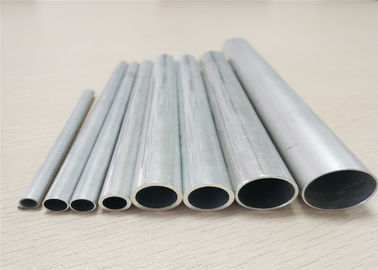 China Recyclable Non - Toxic Aluminum Spare Parts Heat Transfer High Frequency Tube supplier