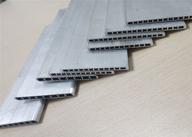 China Heat Sink Channel Aluminum Spare Parts Multi - Port Extruded Tube supplier