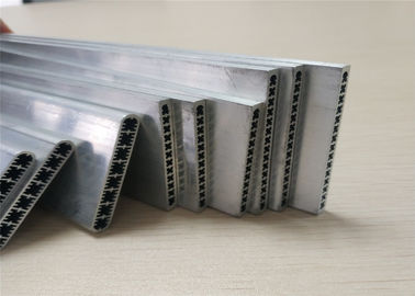 China AC Extruded Channel Multi Port Aluminium Extrusion Tube For New Energy Vehicle supplier