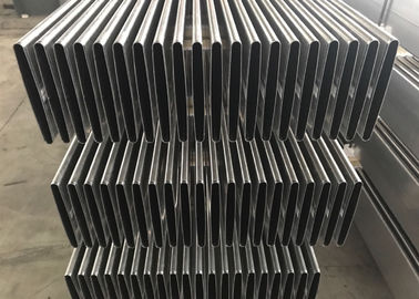 China ACC Steel Clad Aluminum / Aluminium Base Tube With Certification supplier