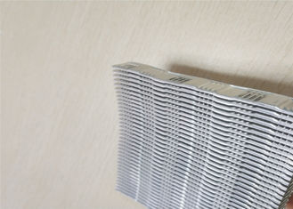 China Aluminum Auto Spare Parts Heat Exchange Fin For Cooling Condenser Radiator supplier
