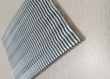China Durable Heat Sink Radiator Condenser Evaporator Aluminum Fin Long Life supplier