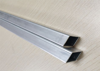 China Alloy Electrical Vehicle HF Aluminum Square Tubing For New Energy Car supplier