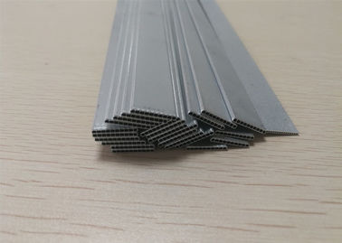 China Automobile Flat Aluminum Tube Extrusion 3003 / 3102 High Recycling Value supplier