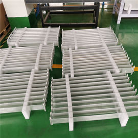 Brazed Liquid Cooling Panel Aluminum Spare Parts For Heat Sink Of Electrical Car
