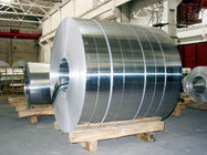 China Mill Finish Surface Treatment Aluminum Strip with different alloy for wide usages factory