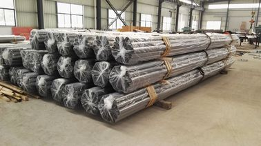 China Welding Black Iron Pipe Steel Core For Aluminum / Copper / Plastic Film Foil Core distributor
