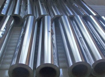 China AA 8011 O Kitchen Aluminium Foil Jumbo Rolls For Baking Safety Impermeable distributor
