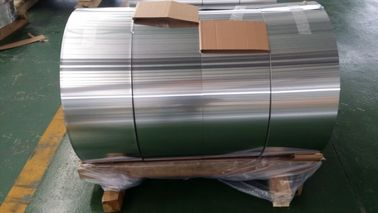 China Uncladding Heat Exchanger Thick Aluminum Foil Anti - Collapsing H14 140 - 185 MPa factory