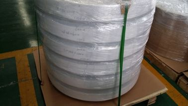 China 1100 H24 Narrow Aluminium Strips / Tape Industrial Side Rubbing Strip Odorless distributor