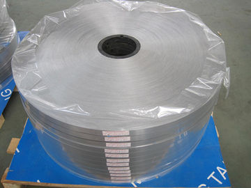 China 0.08 X 12mm H16 Aluminium Foil Roll Heat Transfer For Automotive Condenser Fin factory