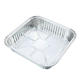 China Chinese Dumpling Aluminium Foil Container Food Grade With Standard Weight distributor