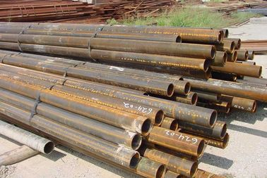 China Finish Rolling Steel Tube / Steel Core 150.30 * 6.0 mm For Aluminium Foil distributor