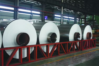 China Mill Finish Heavy Duty Aluminium Foil Aluminium Coil A/C 1100- O factory