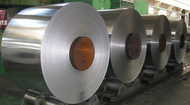 China Thickness 0.08-0.3mm Aluminum Coil for Fin-Stock of Exchanger & Condensator of A/C 1100-H26 factory