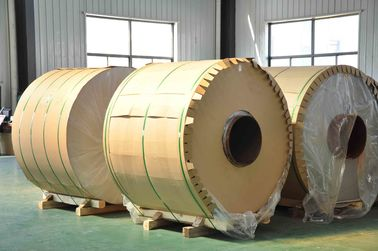 China Household Aluminum Coil Used In Packing Food For Roasting Or Keep Fresh 1100 factory