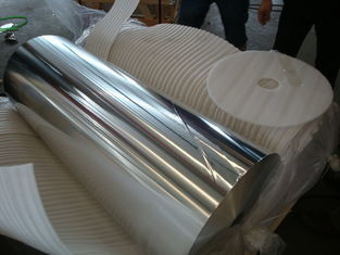 China Different Alloy Aluminium Foil Roll / Aluminium Foil Strip For Wide Applications factory