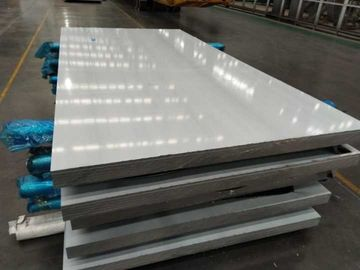 China 100 Mm Thickness Automotive Flat Aluminum Plate With 1000-13000mm Length distributor