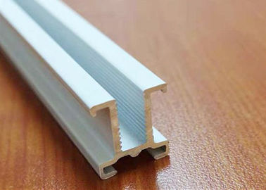 China T5 Mill Finish Aluminium Extruded Profiles Aluminum Alloy Keel For Suspended Ceiling factory