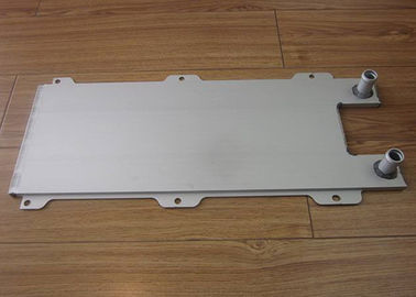 China 1000 Series Liquid Cooling Plate Extruded Aluminum Profiles For Energy Electric Vehicle Battery factory