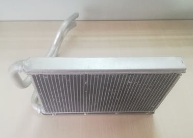 China 3003 4343 HO Silver Hot Rolling Aluminium Extruded Profiles Head Or Side Sheet For Radiator factory
