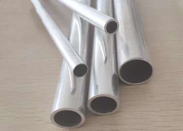 China Alloy Heat Exchange Extruded Aluminum Tube , Aluminium Extrusion Tube distributor