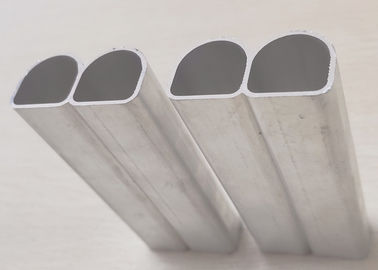 China Heat Exchanger Aluminum Extrusion Profiles , Extruded Aluminum Profile factory