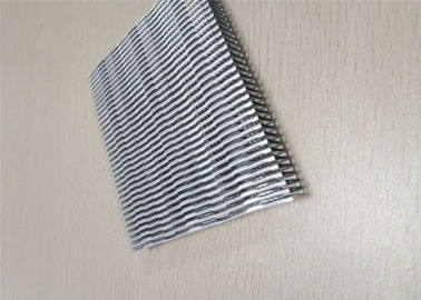 China 3003 Aluminum Heat Sink Fin For Electric Cars Radiator Condenser Evaporator distributor