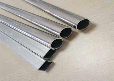 China Air Cooler Air Conditioning Radiator Aluminum Condenser Tube For Electric Vehicle distributor