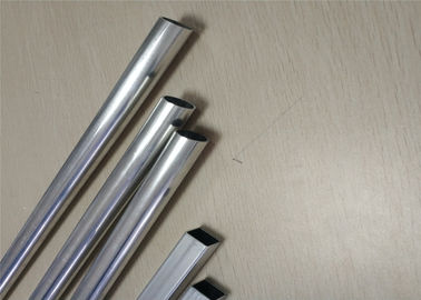 China Auto Aluminum Radiator Parts High Frequency Round Tube For New Energy Cars factory