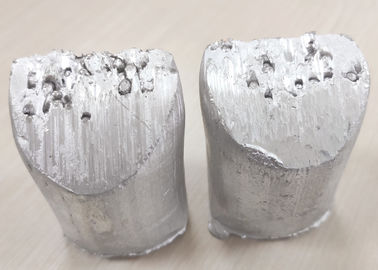 China Steelmaking Raw Material Metal Deoxidizer Steel Shot Aluminum For Deoxidization distributor