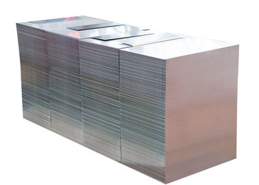 China 6101 High Electric Conductivity Aluminum Alloy Sheet For Heat Exchangers distributor