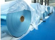 Hydrophilic Blue Gold Fin Stock Aluminum Foil for Air Conditioner / Air Cooling