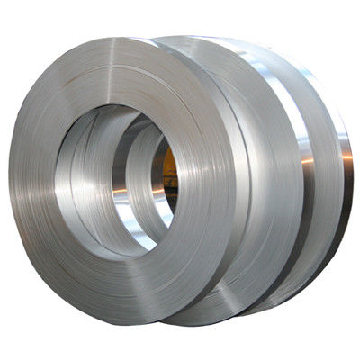 Excellent Thickness 0.1-2.0mm Aluminium Strips For Cable Using , Glass Spacer