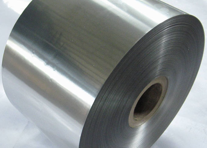 Thickness 0.008 - 0.2mm  8011 Aluminum Coil For Waterproof Layer Or Shield Layer