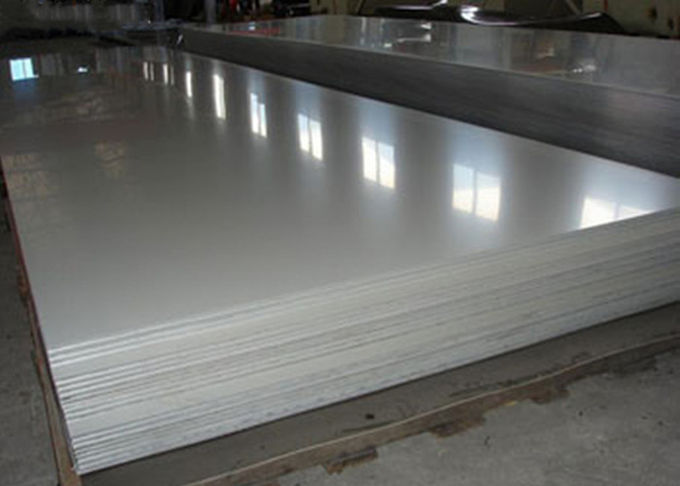 Mill Finish Silver Color 2mm Aluminium Sheet 3000 Series And 5000 Series Grade