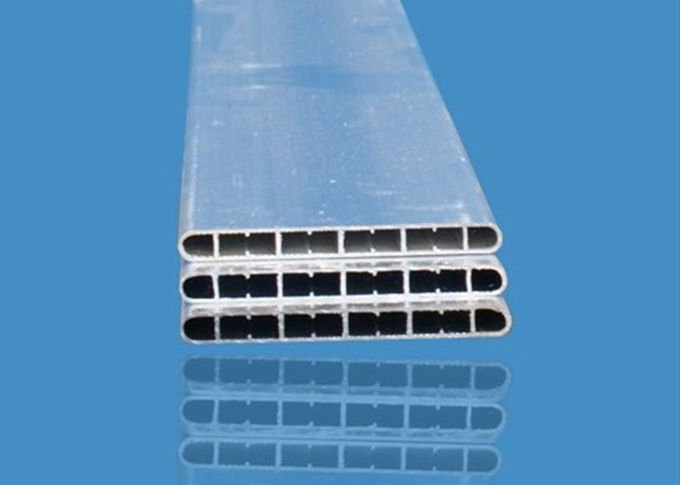 1050/1100/3102/3003 Micro Multiport Flat Aluminum Radiator Tube For Heat Exchangers