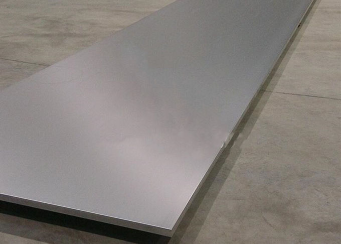 1070 H18 Zinc Production Aluminum Sheet For Cathode Plate , Thickness 4-7mm