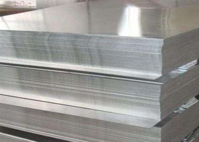 7000 Series Hot Rolling Aluminum Sheet For Aerospace Thin Walled Structure Components