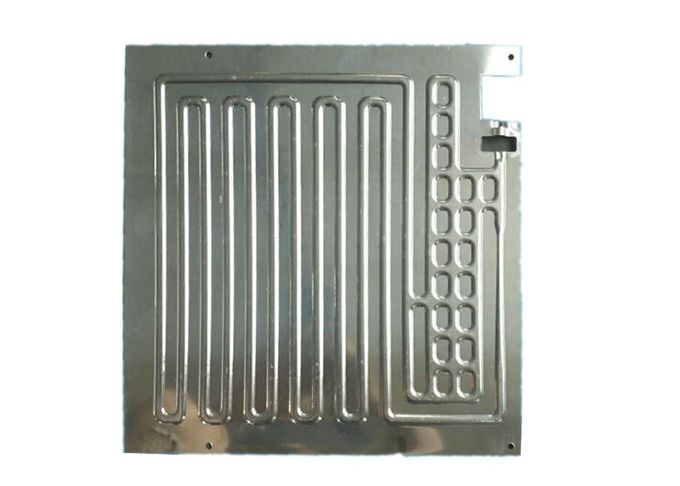 1000 Series Liquid Cooling Plate Extruded Aluminum Profiles For Energy Electric Vehicle Battery
