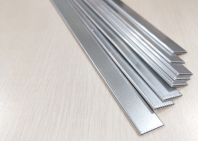 Micro Multiport Tube Aluminium Extruded Profiles For Air Conditioning Heat Exchangers