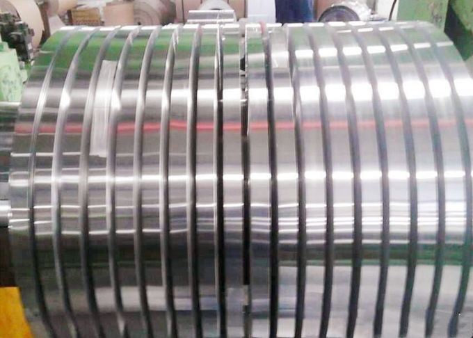 Mill Finished Heat - Exchange Materials Aluminium Strips For Evaporator